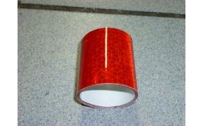 Fényvisszaverő matrica piros vagy fehér 0,5m