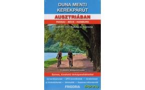 Duna menti kerékpárút Ausztriában térkép - 5., aktualizált kiadás