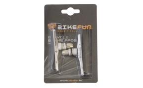 BikeFun 72mm csavaros fékbetét ezüst Cartridge