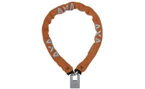 AXA Clinch láncos zár 85cm orange