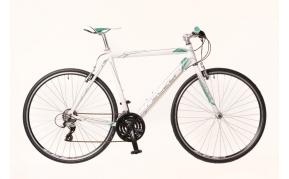 Neuzer Courier speeder kerékpár fehér-türkiz 2017