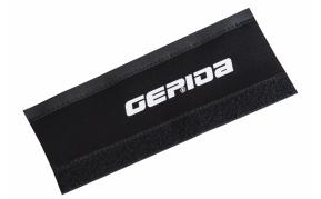 Gepida basic láncvillavédő fekete
