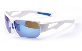 Bikefun Gladiator napszemüveg fehér