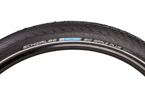 Schwalbe BIG APPLE PLUS Greenguard gumi külső 26x2,15