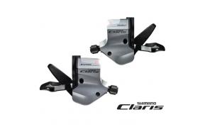 Shimano CLARIS SL-2400 országúti váltókar párban