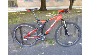 Specialized Stump Jumper FSR RETRO XC FULLY használt