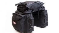 Gepida csomagtartó táska 3 részes