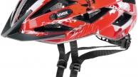 UVEX I-VO C RED sisak 52-57cm 2016