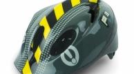 Polisport Junior sisak szett szürke-sárga 50-56cm 2016
