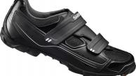 Shimano SH-M065 MTB cipő fekete