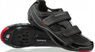Shimano R065 országúti cipő fekete