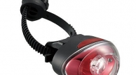 Cateye Rapid 1 TL-LD611 USB akkus hátsó lámpa